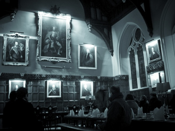 Oriel College – Dining Hall (2)
